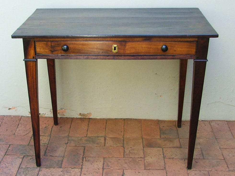 Neo classical center table riaan bolt antiques for Table th center